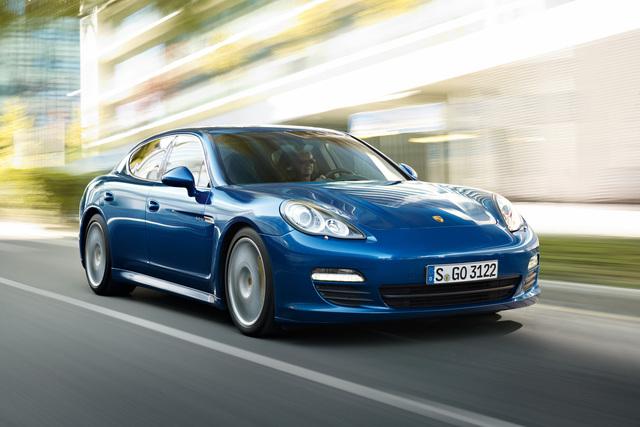 Porsche Panamera Hybrid - Der Sparmeister in der Oberklasse (Vorabbericht)