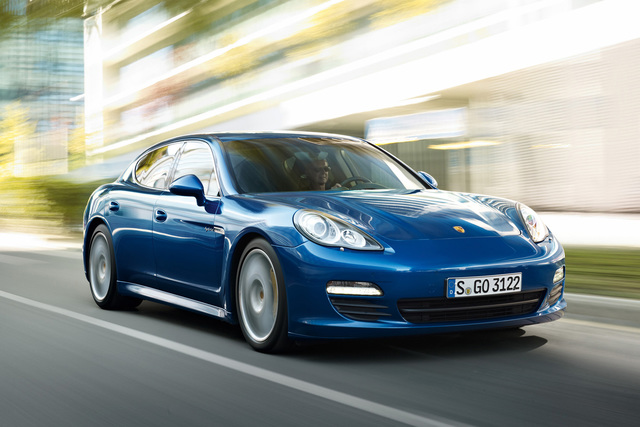Porsche Hybrid - Strom für jede Baureihe