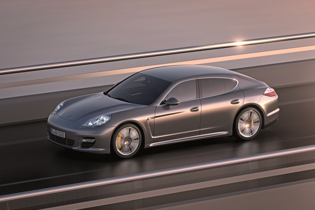 Porsche Panamera Turbo S - Mehr geht immer (Vorabbericht)