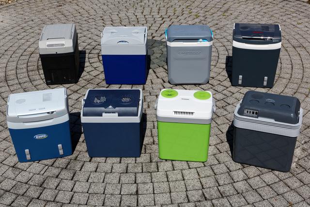 Auto-Kühlboxen im Test - Cool und stabil