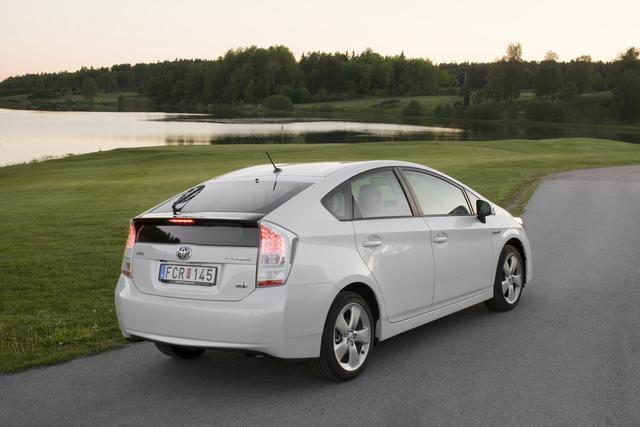Toyota Prius-Rückruf: Software-Update fürs ABS