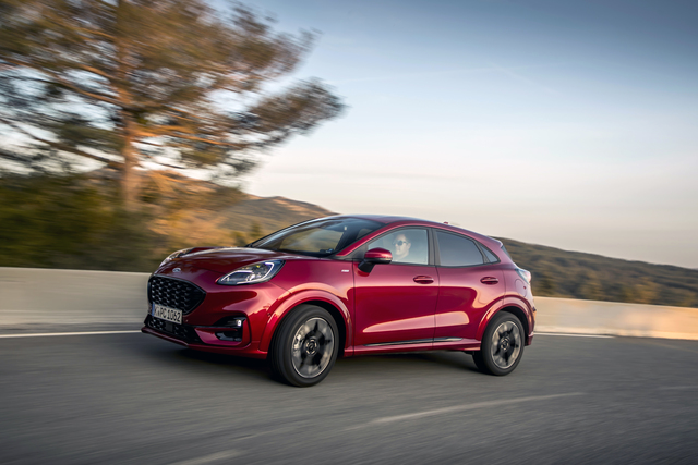 Fahrbericht: Ford Puma  - Cleverer Crossover