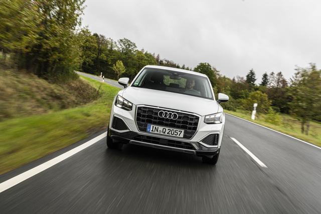 Fahrbericht: Audi Q2 Facelift - Nicht mehr als unbedingt nötig