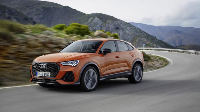 Audi Q3 Sportback - Jetzt wird's schräg