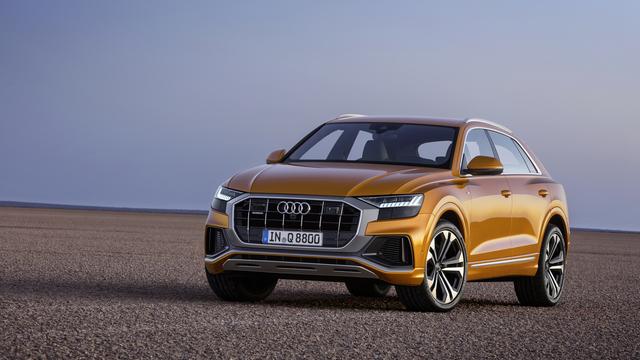 Neue Motoren für Audi Q8 - Basis-Diesel und ein erster Benziner