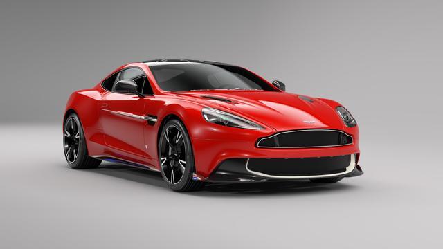 "Aston Martin Vanquish S ""Red Arrows Edition"" - Stolzer Krieger"