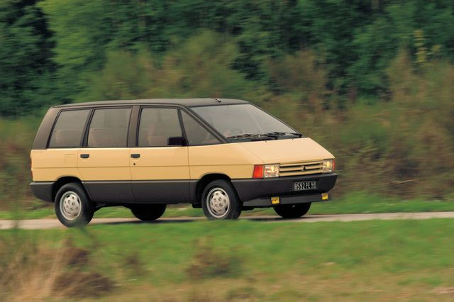 Das Sterben des Vans - Und aus der Asche steigt das SUV
