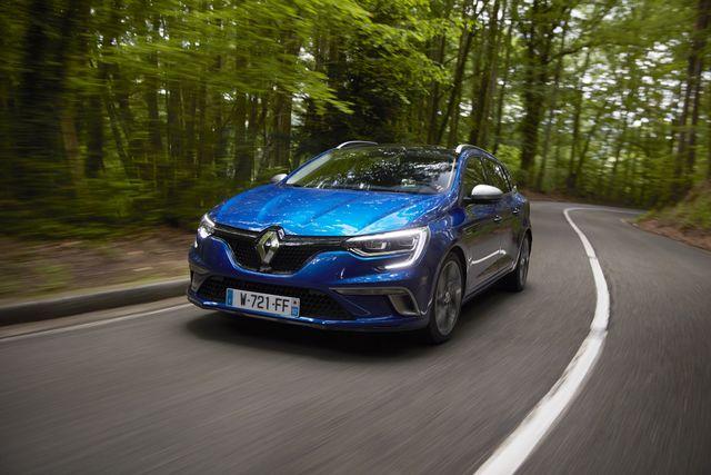 Renault Mégane Grandtour - Konkurrenz für Variant, Turnier und Sports Tourer (Kurzfassung)
