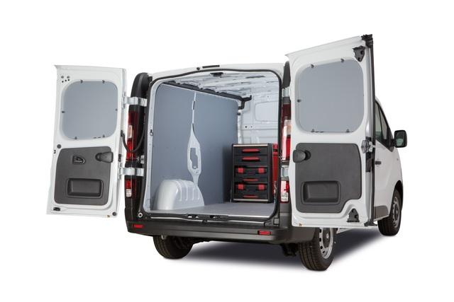 Kastenwagen-Sondermodelle von Renault - Für Groß- und Kleinkram