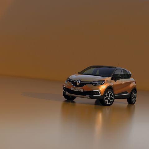 Renault Captur - Eine Spur kerniger