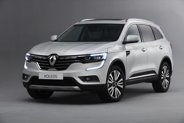 Renault Koleos    - Viel drin für 31.000 Euro