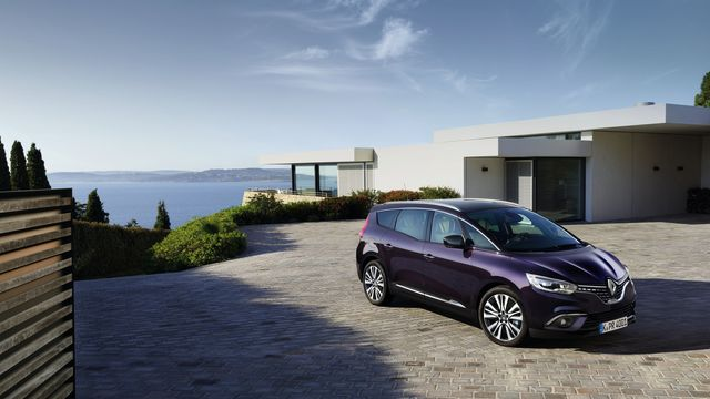 Renault Scénic - Neue Automatik-Diesel