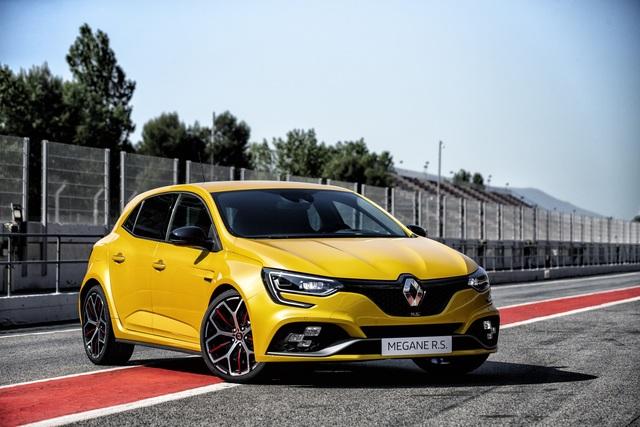 Renault Mégane R.S. Trophy  - Macht noch mehr Sport