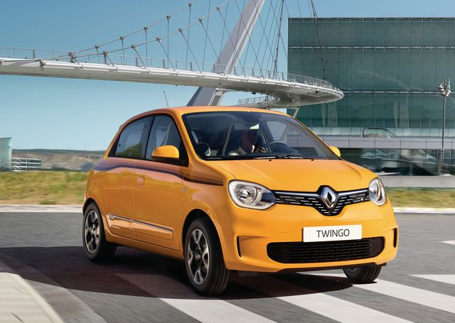 Renault Twingo - Neuer Look und neue Technik