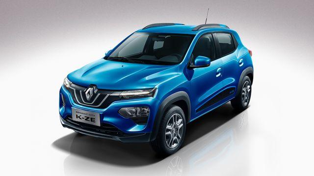 Shanghai Motorshow: Renault City K-ZE - Kleiner Stromer für chinesische Städte