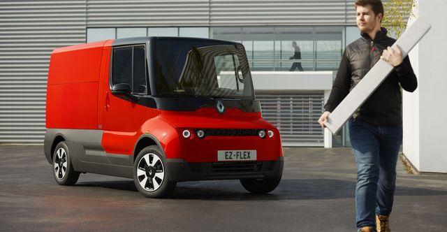 Renault EZ-Flex - Für die letzte Meile