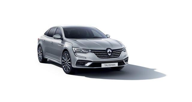 Renault Talisman - Mehr Licht