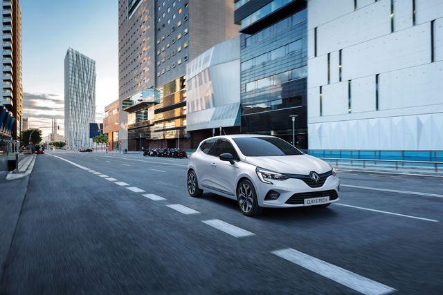 Fahrbericht: Renault Clio E-Tech  - Vom Prius inspiriert