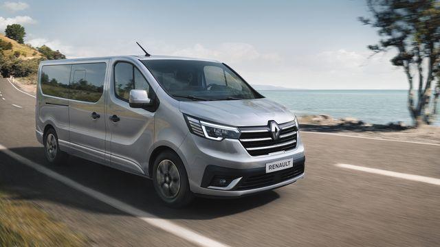 Renault Trafic Combi - Besseres Licht und mehr Ausstattung