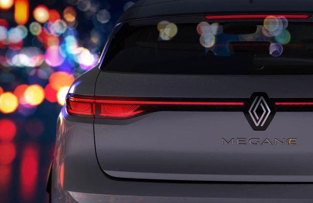 Renault Mégane E-Tech Electric  - Start im nächsten Jahr