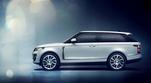 Range Rover SV Coupé - Exklusive Hommage