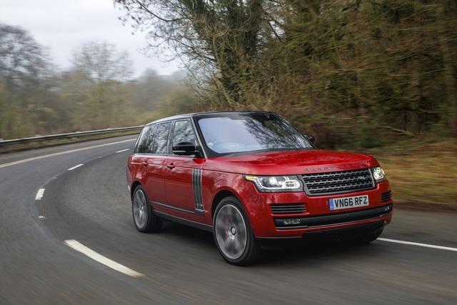 Fahrbericht: Range Rover SVAutobiography Dynamic - Der Gentleman-Express