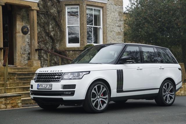 Range Rover SVAutobiography Dynamic - Dynamiker mit Manieren (Kurzfassung)