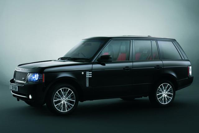 Range Rover V8-Diesel: Kräftiger Aufschlag (Kurzbericht)