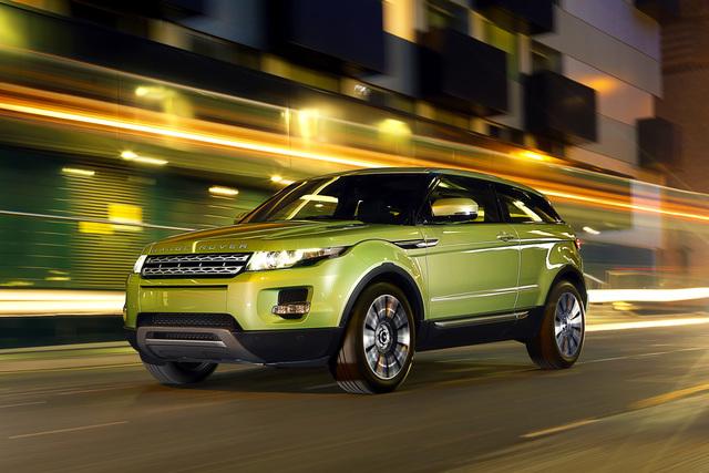 Range Rover Evoque - Luxuriöses Downsizing (Vorabbericht)