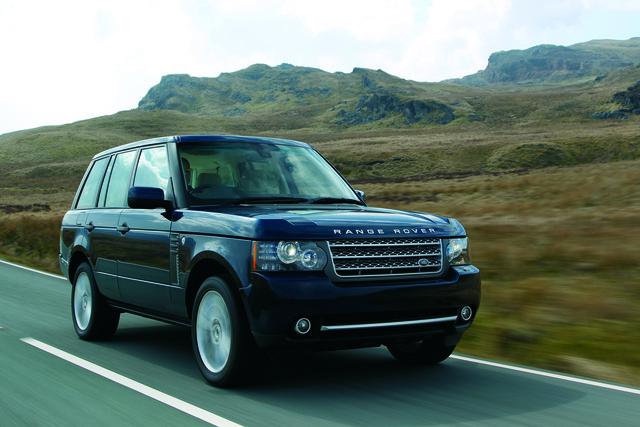 Range Rover: Jubiläums-Sondermodell und neuer Dieselmotor