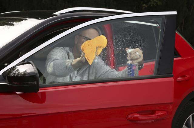 Ratgeber: Auto richtig desinfizieren  - Keimfrei wie beim Profi
