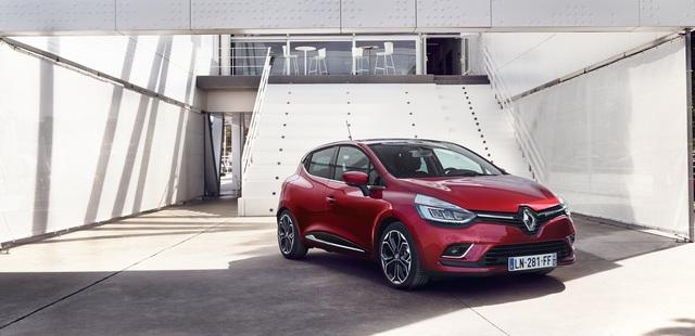 Facelift Renault Clio - Jetzt geht mehr