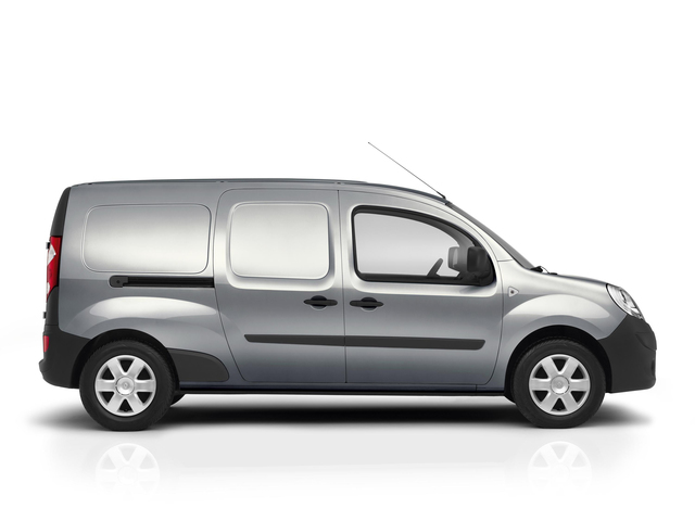 Renault Kangoo: Maxi mal Rapid ergibt mehr Laderaum