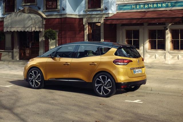 Renault Scénic und Grand Scénic - Selbstbewusst, aber nicht ohne Schwächen (Kurzfassung)
