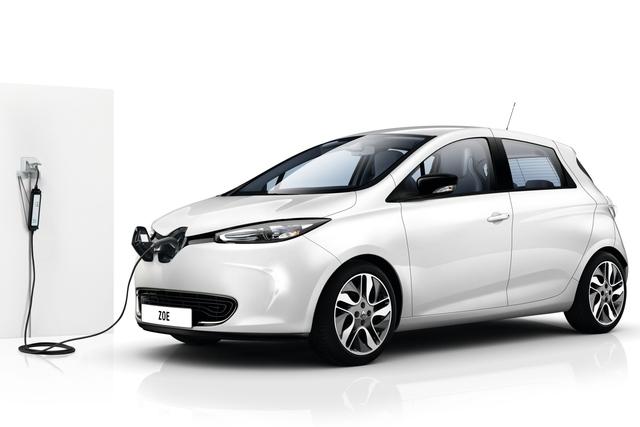 Renault Zoe und Twizy - Günstigere Batteriemiete