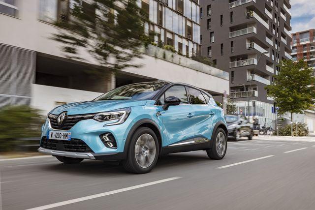 Test: Renault Captur E-Tech - Charmantes Zwischending