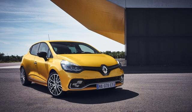 Renault Clio R.S. Facelift - Optisch stärker