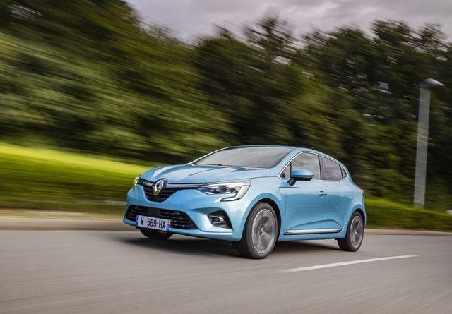 Test: Renault Clio E-Tech - Trio mit E-Faust