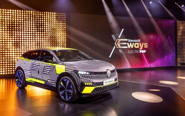 Renault eWays - Zehn neue Elektroautos