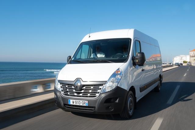 Fahrbericht: Renault Master Z.E. - Surren statt nageln