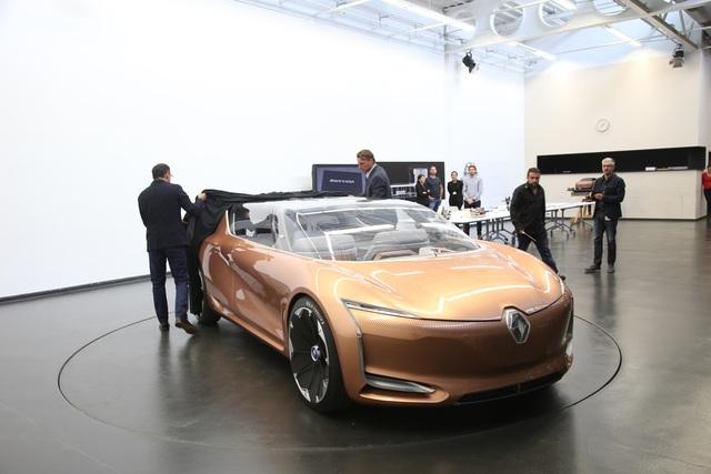 Renault Symbioz  - Mein Haus, mein Auto, mein Wohnzimmer
