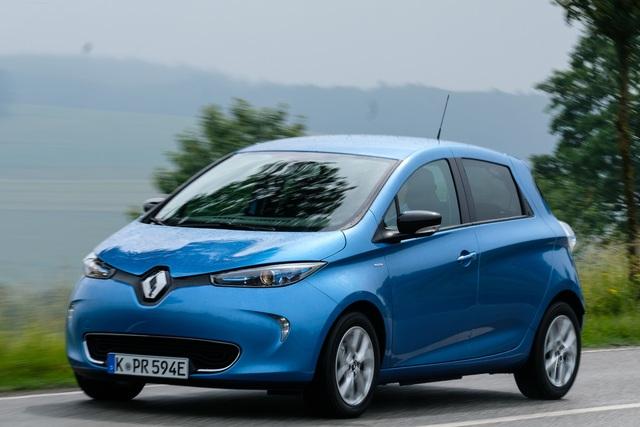 Fahrbericht: Renault Zoe R 110 - Flinkes Wiesel