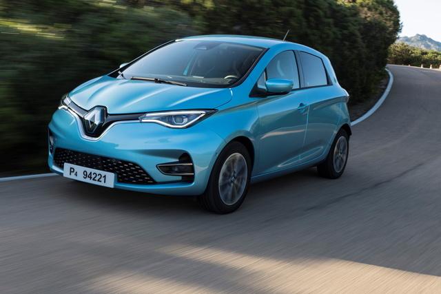 Fahrbericht: Renault Zoe  - Immer weiter