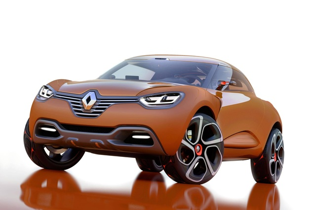 Renault Captur - Design der Zukunft