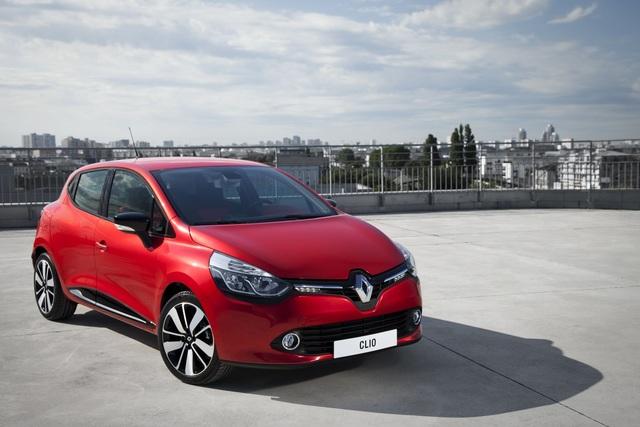 Renault Clio - Drei Zylinder für Generation vier
