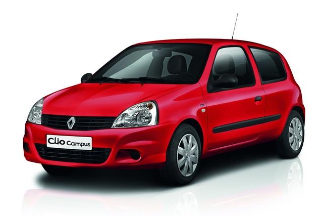 Renault Clio Campus-Sondermodell - Klimaanlage gratis