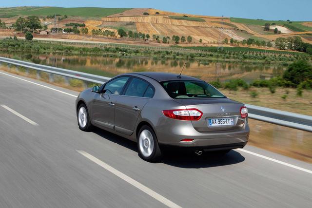 Renault Fluence: Klassische Stufe für wenig Geld