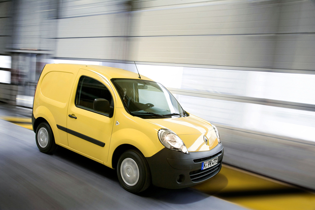 Renault bringt Flüssiggas-Varianten des Kangoo und Kangoo Rapid