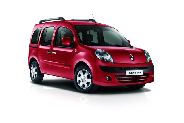 Renault Kangoo-Sondermodell - Ausgerüstet für die große Tour