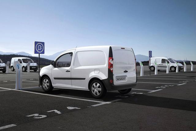 Renault Elektrofahrzeuge - Strom für Familie und Geschäft (Vorabbericht)